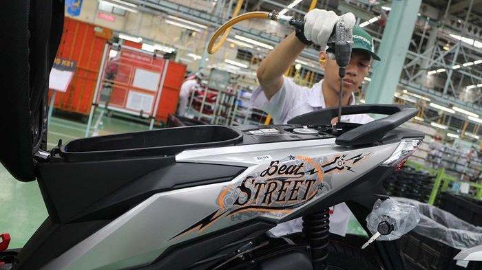 Tahun 2019 Honda Berikan Tampilan Baru Untuk Beat Dan Beat Street Segini Harganya Tribunnews Com Mobile