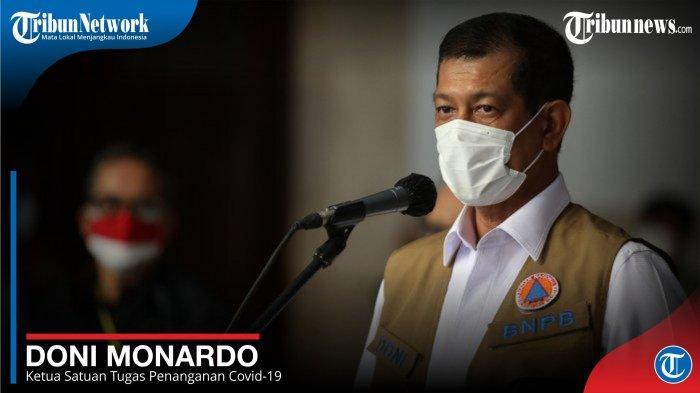 Hampir Setahun Pandemi, Doni Monardo Sebut Kasus Corona di Indonesia Justru Semakin Tinggi