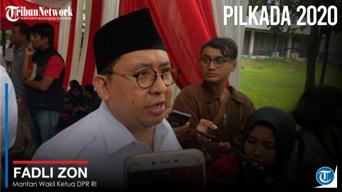 Fadli Zon Jabat Waketum Gerindra, Tak Ada Nama Arief Poyuono
