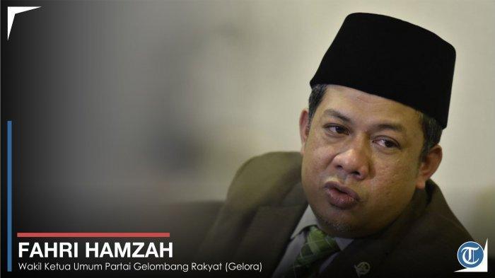 Fahri Hamzah Ikut Sedih Azis Syamsuddin Ditangkap KPK hingga Mundur dari DPR, Doakan Semoga Kuat