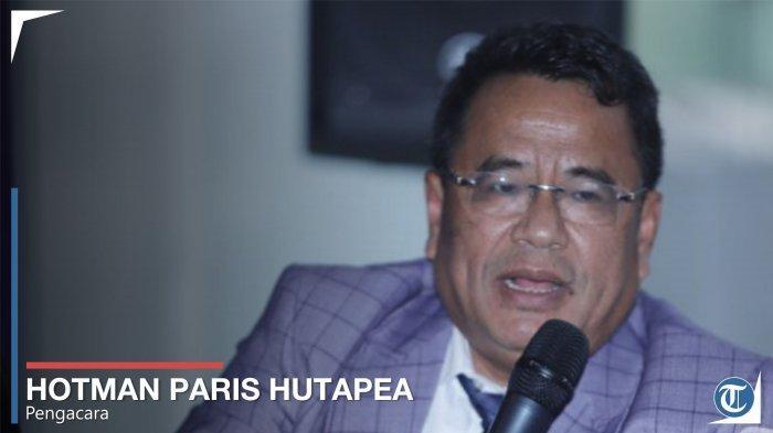 Donald Trump Positif Covid-19, Hotman Paris: Ayo Pemimpin Indonesia Ambil Hikmahnya, Pilkada Lanjut?
