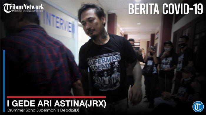 Lapas Kerobokan Belum Terima Tahanan Baru, Jerinx SID Tetap Ditahan di Polda Bali