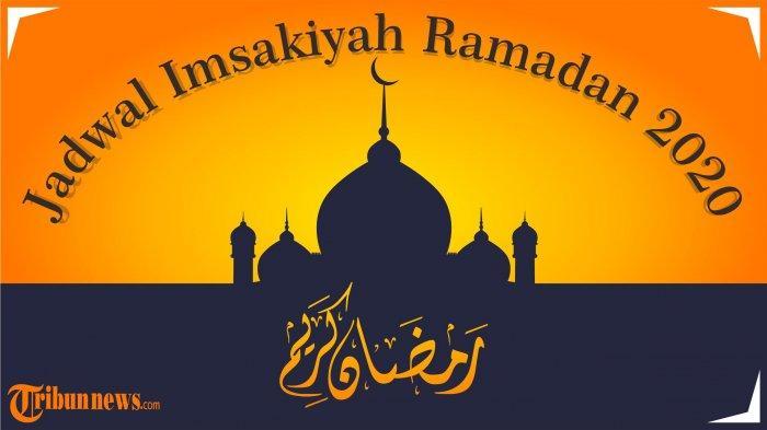 Jadwal Imsakiyah Ramadan 2020/1441 H Kota Surabaya, Ada Jadwal Buka Puasa dan Salat