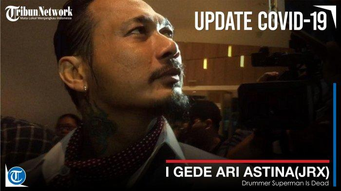Jerinx SID Divonis 1 Tahun 2 Bulan Penjara, Ajukan Permohonan Masa Percobaan Penahanan namun Ditolak