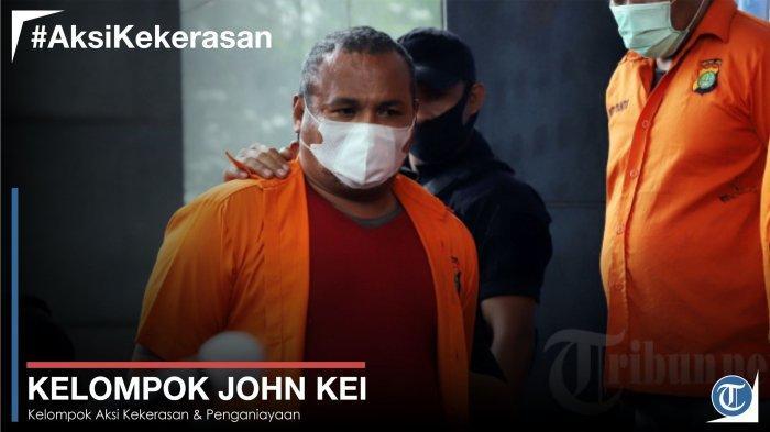 Pesan John Kei untuk Presiden Jokowi, Godfather of Jakarta Minta Perlindungan Hukum Cegah Intervensi