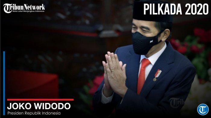Kasus Covid-19 Terus Meningkat, Jokowi Diminta Tunda Pelaksanaan Pilkada 2020