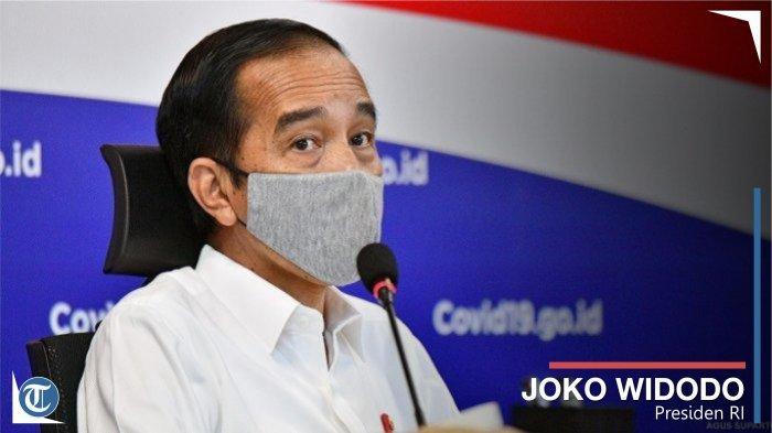 Presiden Jokowi Sebut Pertumbuhan Ekonomi Saat Ini Lebih Berat dari Krisis 1998
