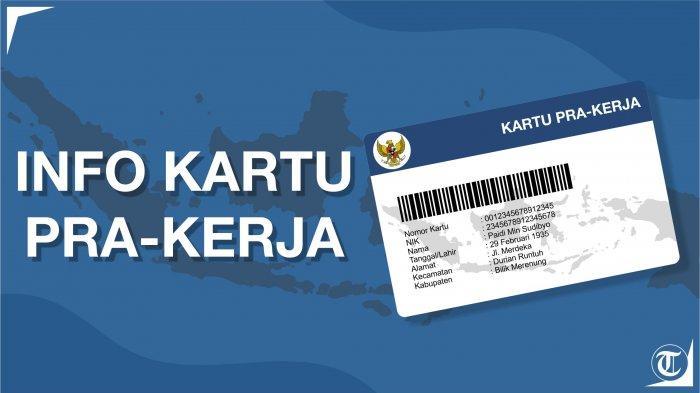 Login Di Prakerja Go Id Cara Pendaftaran Kartu Pra Kerja Gelombang 4 Via Hp Tribunnews Com Mobile
