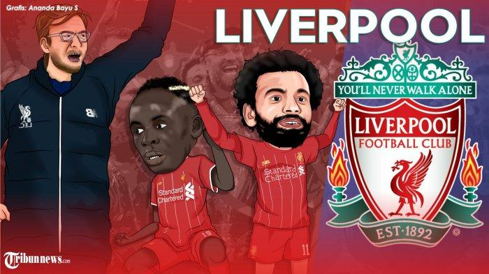 Liverpool vs Bournemouth Hasil Liga Inggris, Gol Salah-Mane Dekatkan The Reds ke Tangga Juara