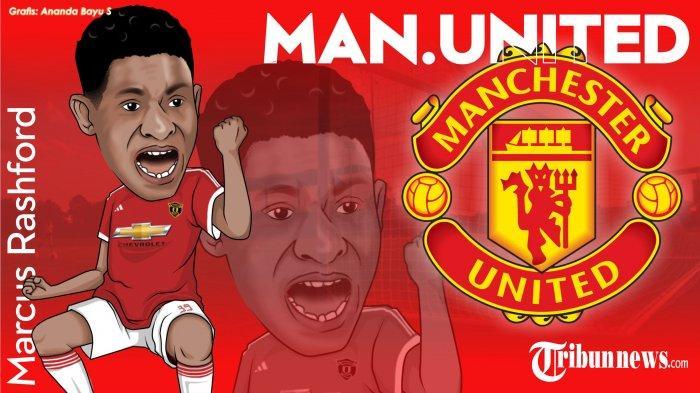Liverpool vs Man United Liga Inggris, Statistik Rashford-Martial kontra Mane-Salah