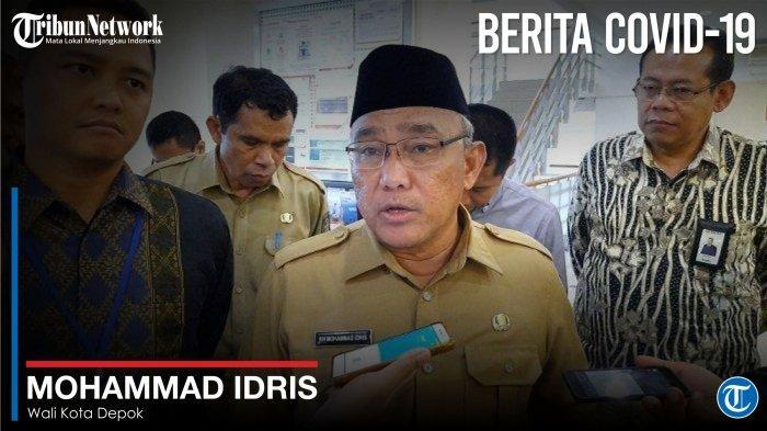 Calon Wali Kota Depok Mohammad Idris Positif Corona, Video Pelukan dengan HRS Tanpa Masker Viral