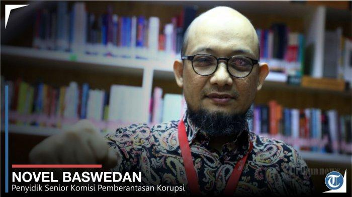 Polri Tanggapi Protes Novel Baswedan Soal Aktor Intelektual Kasus Penyiraman Air Keras