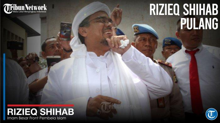 Rizieq Shihab Belum Swab Test Covid-19, Ini Alasannya