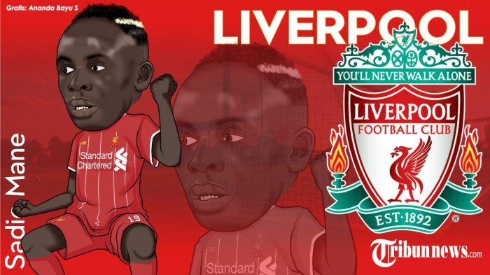 Hasil Babak Pertama Liverpool vs Arsenal Liga Inggris, Mane & Robertson Bawa The Reds Unggul