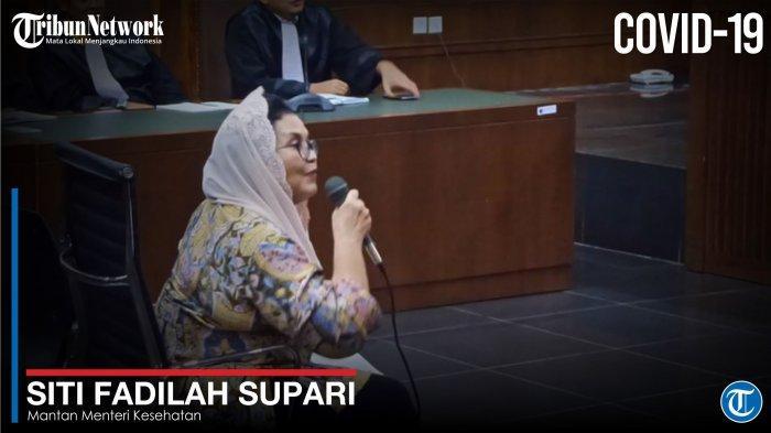 Siti Fadilah : Belum Ada Sejarahnya Vaksinasi Hentikan Pandemi, Ini Percobaan Pertama di Dunia