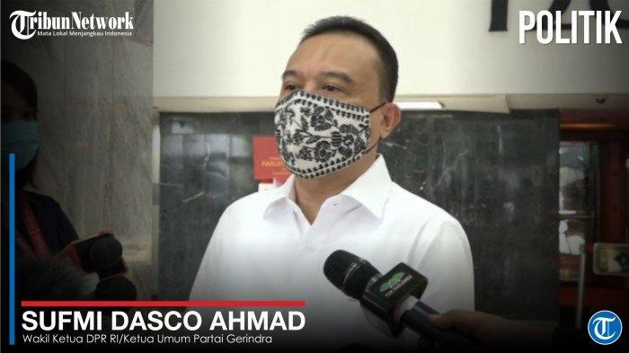 Profil Sufmi Dasco Ahmad yang Ditunjuk Prabowo Jadi Ketua Harian Partai Gerindra