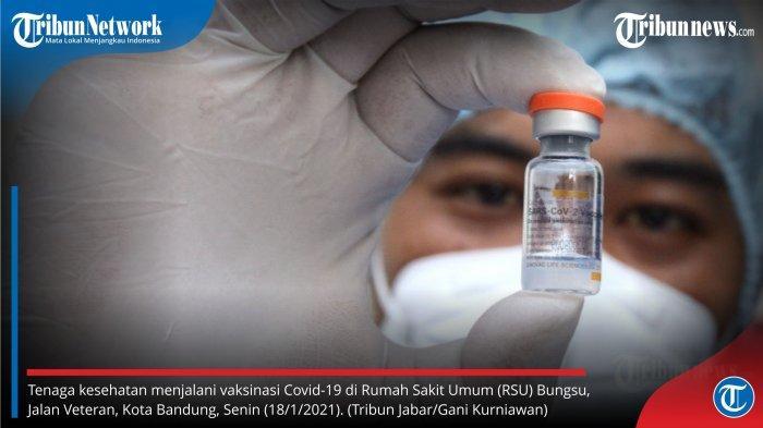 Meski Sudah Vaksinasi, Risiko Terpapar Covid-19 Masih Ada