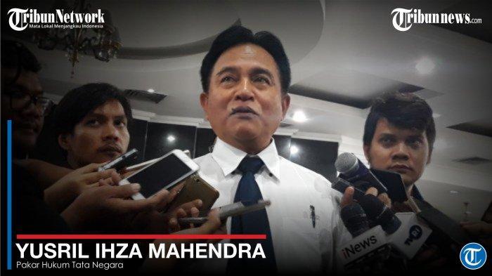Cabut Aturan Investasi Miras, Yusril Sarankan Jokowi Segera Terbitkan Perpres Baru