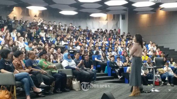 Tampilkan Kreasi Mudamu Menjadi Inspirasi Bersama Gramedia Back to Campus