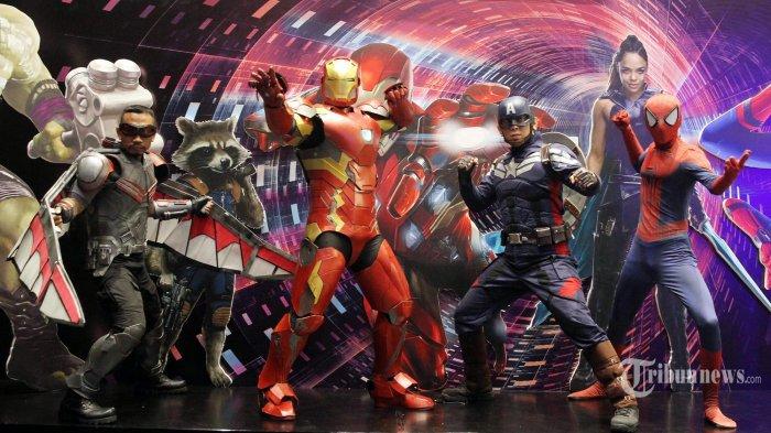 Kapolri: Ibarat Film Marvel, Polantas Seperti Manusia Baja