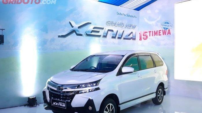 Berita Foto: Lihat Lebih Dekat Daihatsu Grand New Xenia Baru