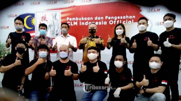 Grand Opening Outlet Chris Leong Method Tit Tar (CLM) di Jakarta.