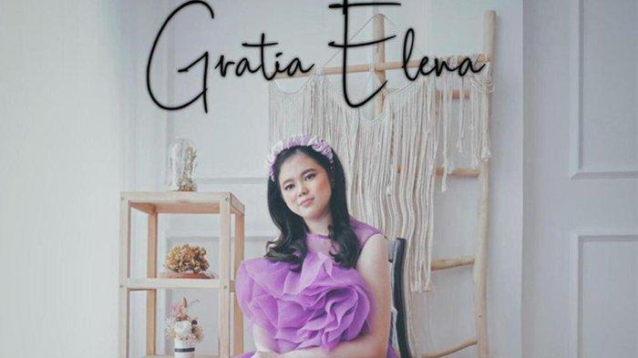 Gratia Elena yang baru saja merilis singel S.T.A.R yang diaransemen ulang ke bahasa Inggris.