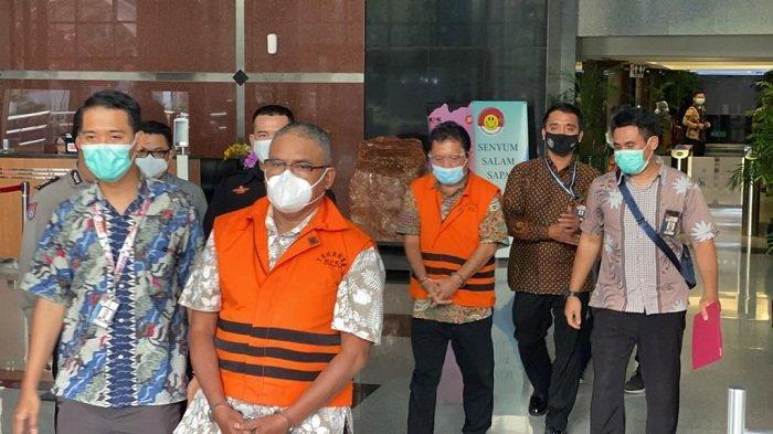 KPK Tahan 2 Tersangka Kasus Gratifikasi Pejabat BPN