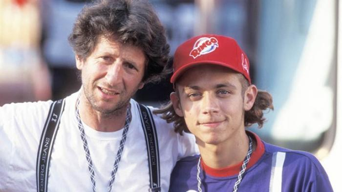 Graziano Rossi Valentino Rossi