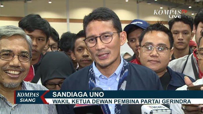 Dapat Uang Rp. 100.000 dari Garuda Indonesia, Sandiaga Uno Langsung Beri Pujian Begini