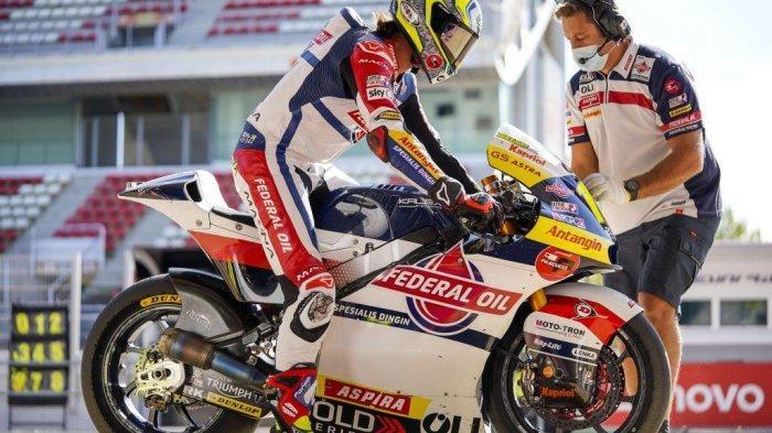 Federal Oil Lanjutkan Kolaborasi dengan Gresini di Balap MotoGP