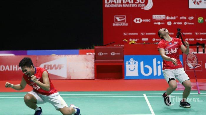 Fakta Menarik Semifinal Thailand Open 2021: Dominasi Korsel, Peluang Greysia/Apriyani Kawinkan Gelar