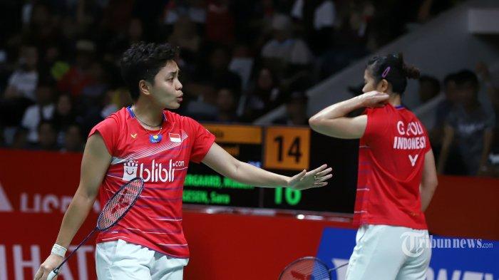HASIL BWF World Tour Finals: Ditaklukkan Wakil Malaysia, Greysia/Apriyani Gagal Lolos ke Semifinal