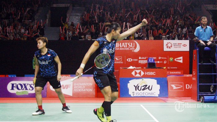 Hasil Indonesia Masters 2019 - Greysia Polii/Apriyani Rahayu Gagal
