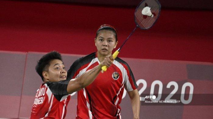 Live Streaming TVRI & Indosiar Greysia Polii/Apriyani Rahayu vs Chloe Birch/Lauren di Olimpiade 2021