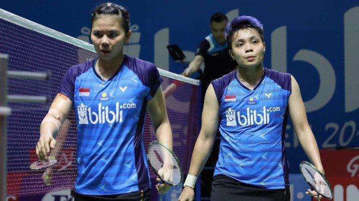 Drawing Japan Open 2019, Indonesia kirimkan 17 wakil, delapan di antaranya masuk dalam daftar pemain unggulan.