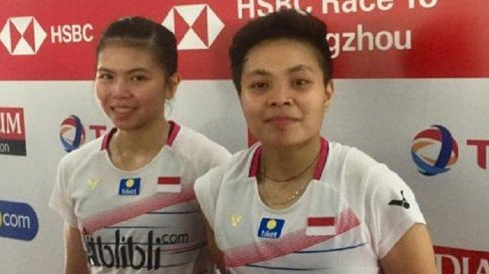 Greysia Polii/Apriyani Rahayu tak Dituntut Eng Hian Juara di Malaysia Open dan Singapore Open