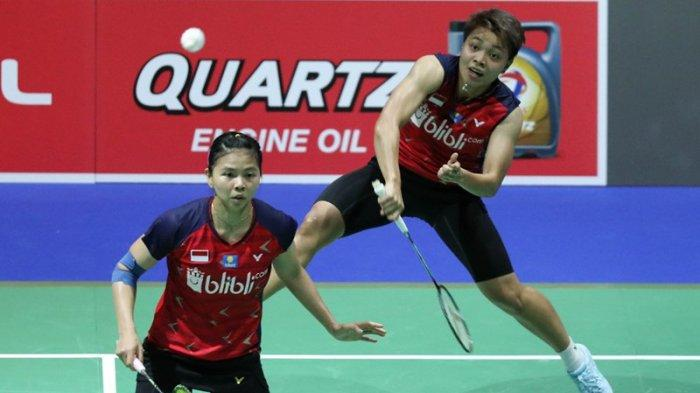 Hasil Denmark Open 2019: Libas Wakil Malaysia, Greysia/Apriyani Melaju ke Babak Berikut