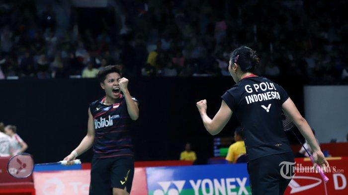 Hasil Lengkap Indonesia Masters 2020 - Dua Gugur, Lima Wakil Tuan Rumah Amankan Tiket Semifinal!