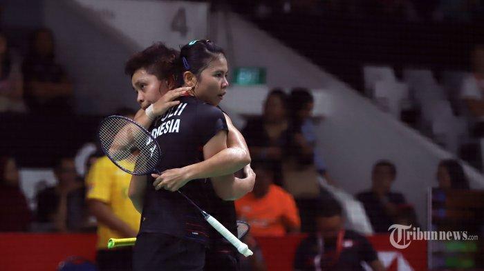 Hasil Final Indonesia Masters, Greysia/Apriyani Ikuti Jejak Minions Sumbang Gelar Bagi Merah Putih