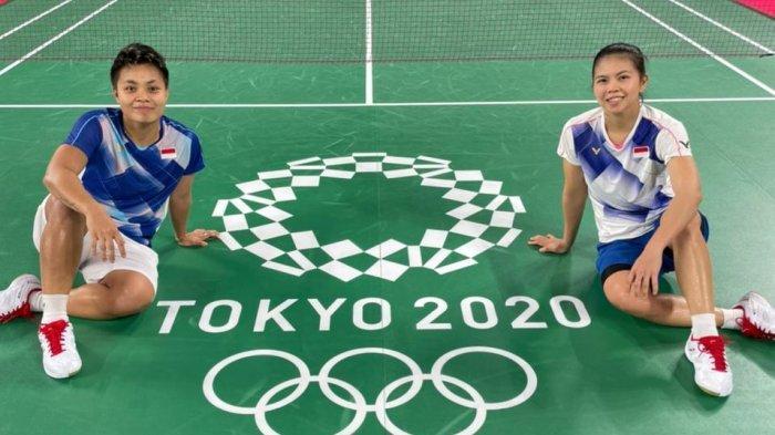 Terungkap, Bisikan Greysia ke Apriyani Jelang Kelolosan Bersejarah ke Final Olimpiade 2020 Tokyo