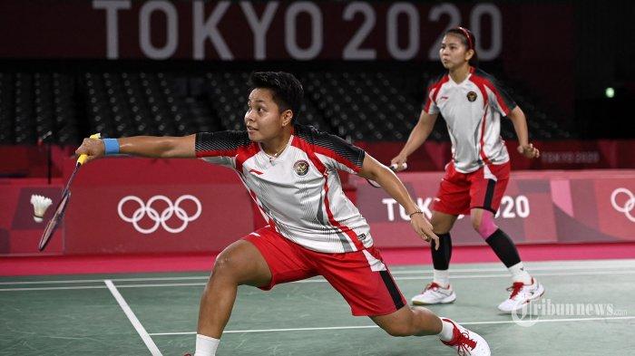 Live Streaming TV Online TVRI Indonesia vs Thailand di Perempat Final Piala Uber 2021, Akses di Sini