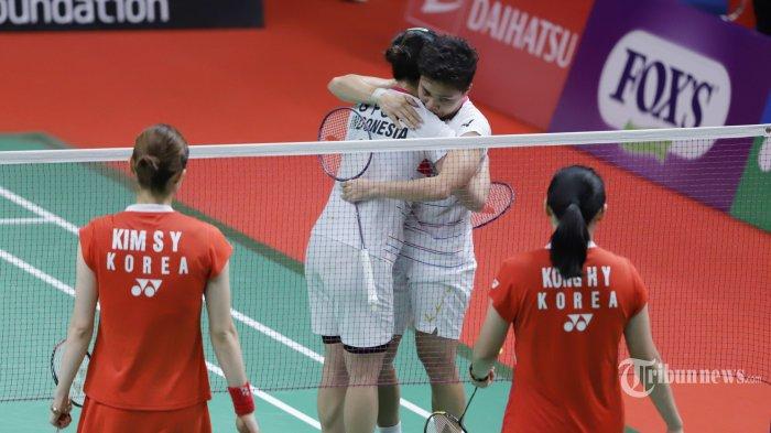 Hasil Lengkap Semifinal Indonesia Masters 2020, Tuan Rumah Loloskan 4 Wakil, Fajar/Rian Tumbang