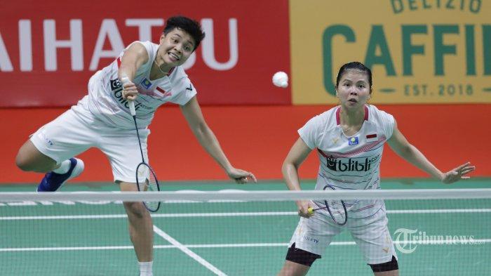 JADWAL Semifinal Thailand Open 2021 Live Streaming TVRI Sabtu Mulai Pukul 11.00 WIB