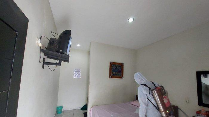 Kasus Covid-19 Melonjak, Satgas Kabupaten Grobogan Mulai Penyekatan hingga Semprot Disinfektan