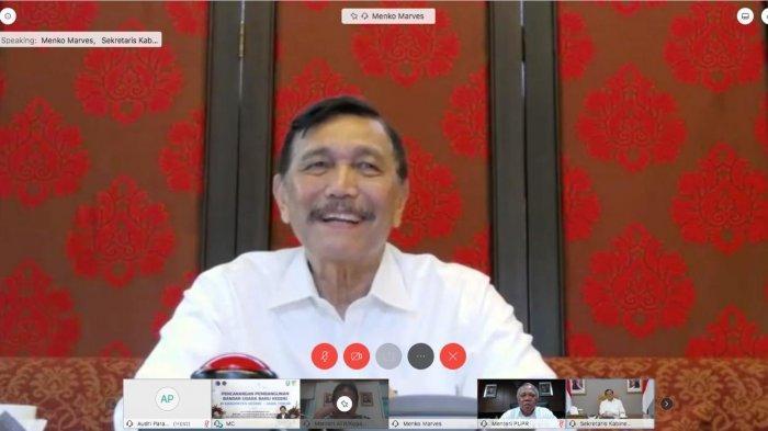 Luhut: TKA Asal China Akan Masuk Indonesia pada Bulan Juni-Juli 2020