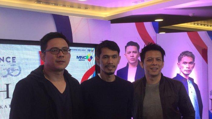 NOAH dan Yovie Widianto Bakal Tampil Sepanggung di Project X