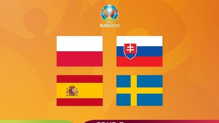 Jadwal Spanyol vs Swedia Grup E Euro 2020: Kedua Negara Diterpa Kasus Covid-19, 4 Pemain Akan Absen