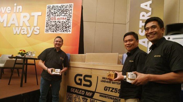 GS Gold, Aki Anti-Pemalsuan dengan Teknologi QR Code dari Astra Otoparts