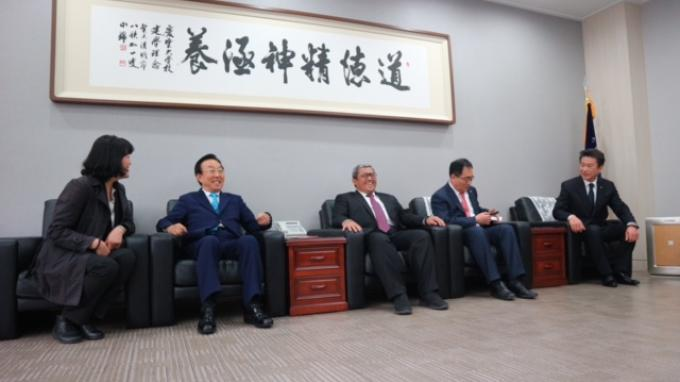 Aher: Saya Sudah Meletakan Platform Kerjasama Luar Negeri Untuk Gubernur Selanjutnya